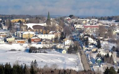 Accueol - Village hiver