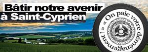 Bâtir notre avenir à Saint-Cyprien