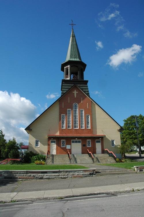 Église St-Cyprien