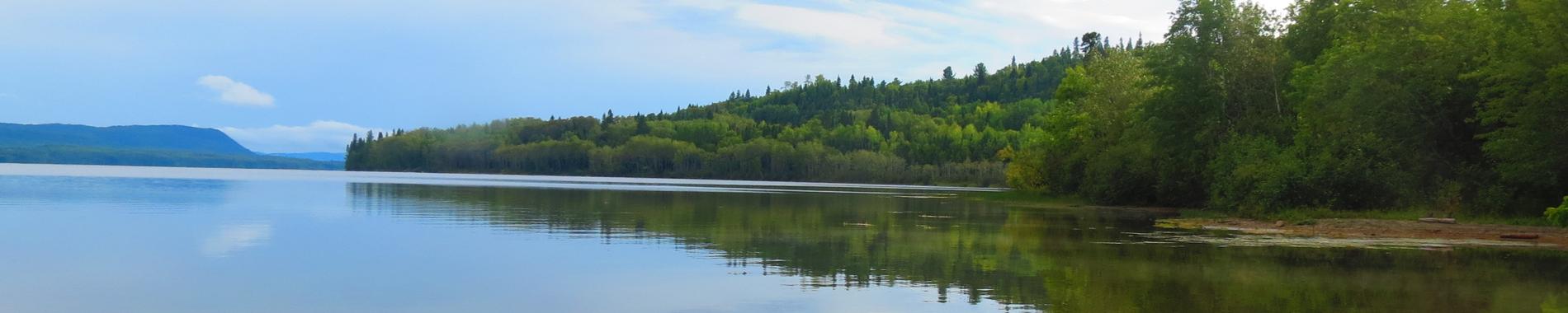 Éco-site de la tête du lac Témiscouata (Auteur : Éco-site de la tête du lac Témiscouata)